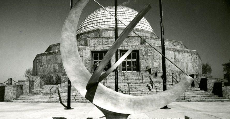 Virtual Bus Trip: The Adler Planetarium