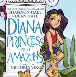 3rd-5th Grade Graphic Novel Club: Diana: Princess of the Amazons