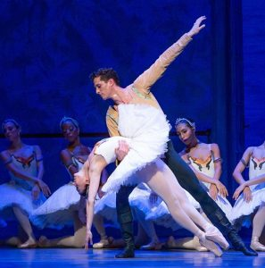 Virtual Bus Trip: The Joffrey Ballet