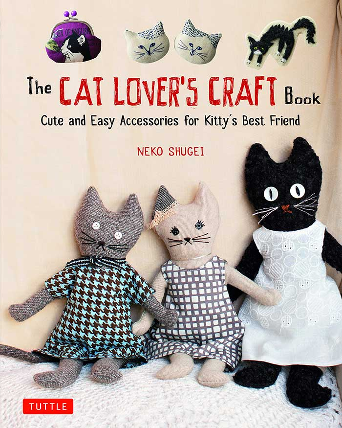 The Cat Lovers Craft Book