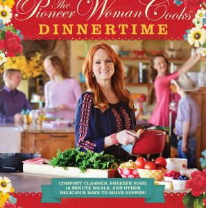 Cookbook Club: The Pioneer Woman Cooks