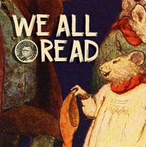 WE ALL READ: The Wind in the Willows + Frog & Toad