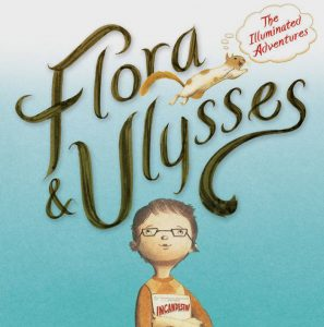 Parent and Child Book Club: Flora & Ulysses
