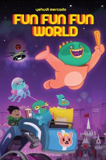 3rd – 5th Grade Graphic Novel Club: Fun Fun Fun World