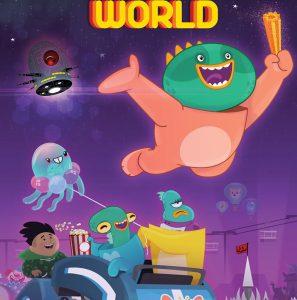 3rd – 5th Grade Graphic Novel Club: Fun Fun Fun World
