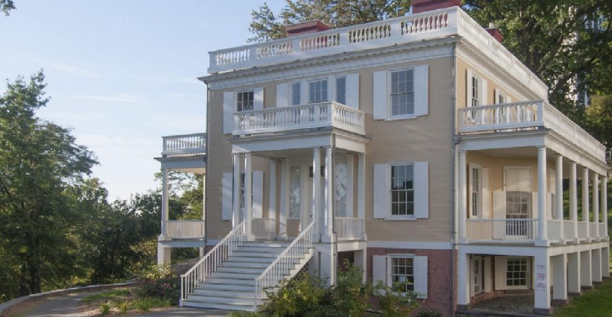 Virtual Bus Trip: Visit the Home of Alexander Hamilton
