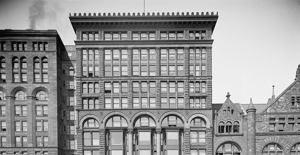 The Fine Arts Building