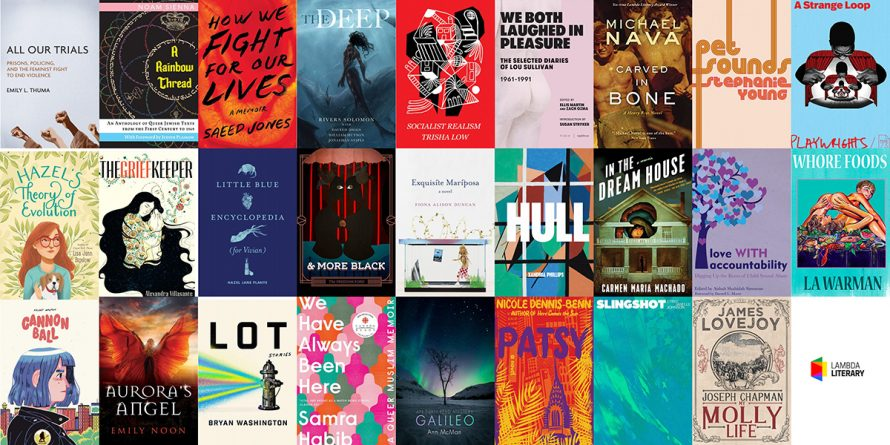 32nd Annual Lambda Literary Award Winners
