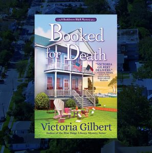 Suspiciously Fictitious Cozy Mystery Bookclub: Booked for Death