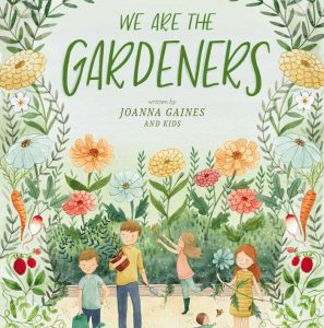 Parent and Child Book Club: We Are The Gardeners