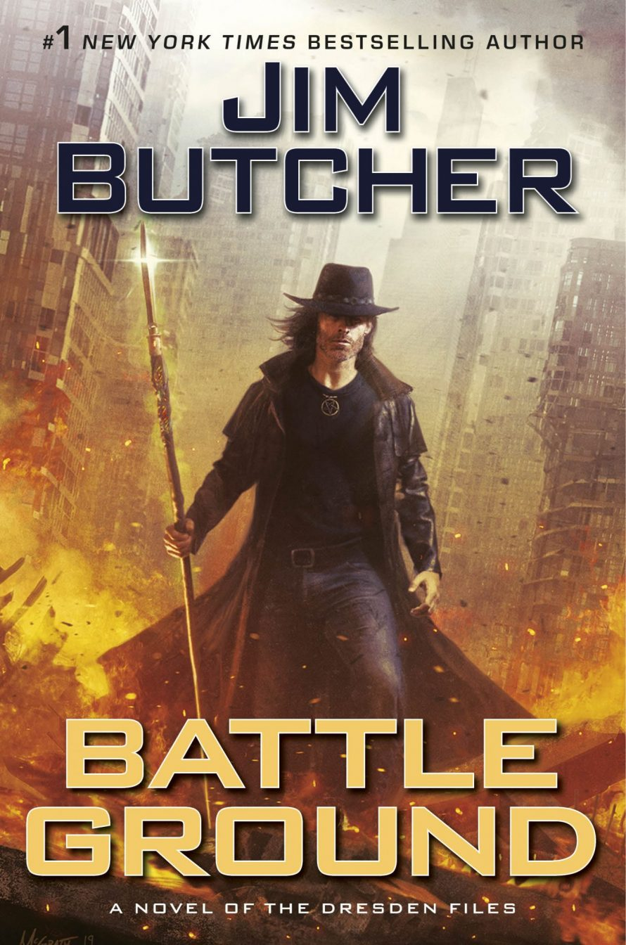 Books for Fans of the Dresden Files