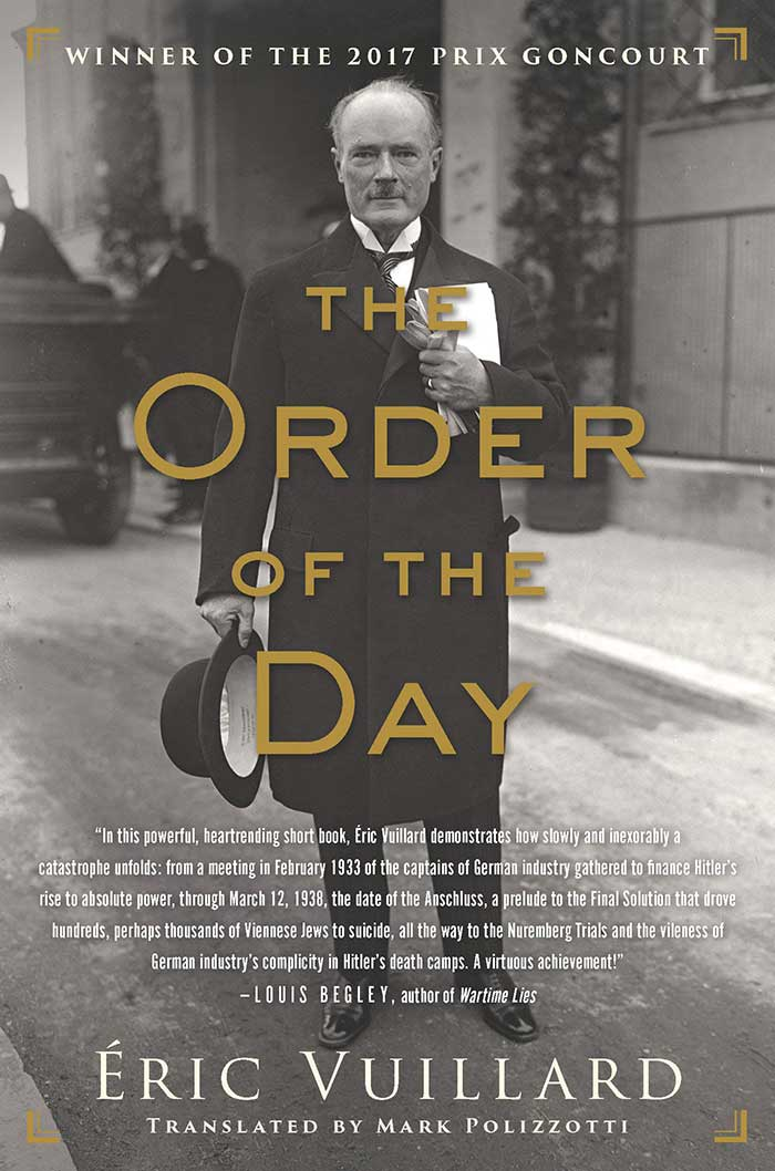 The Order of the Day