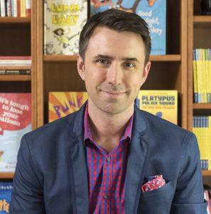 A Conversation with Author Jarrett J. Krosoczka