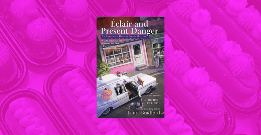 Sweet Treats – Mystery Book Club: Eclair and Present Danger