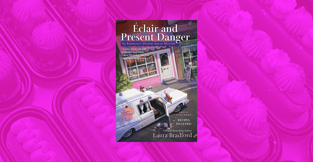 Sweet Treats - Mystery Book Club: Eclair and Present Danger