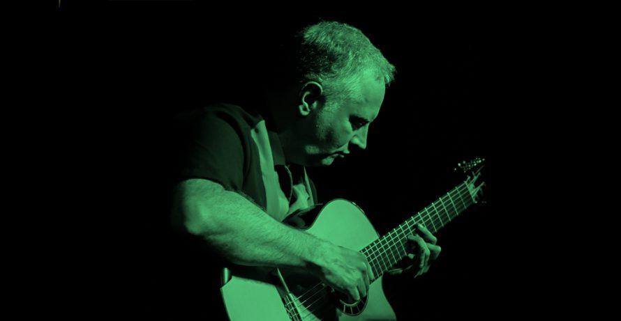 Jack Wilson Fingerpicking Guitar
