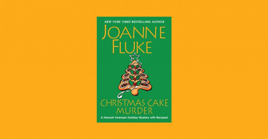 Sweet Treats – Mystery Book Club: Christmas Cake Murder