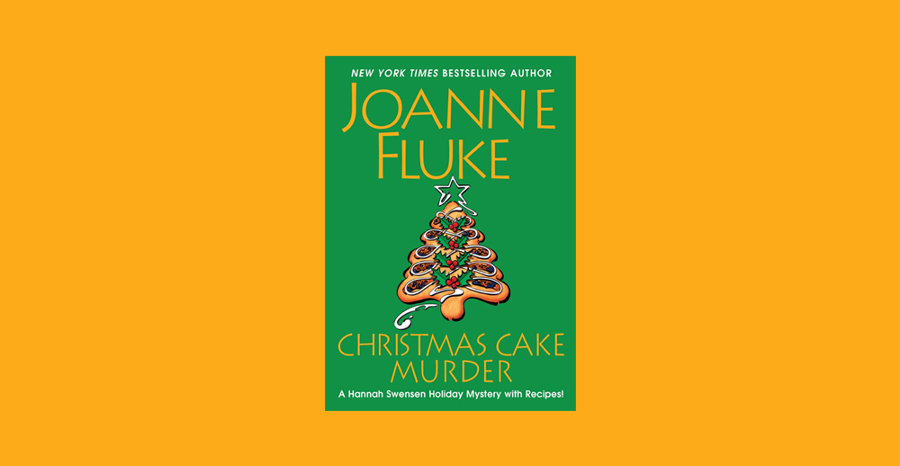 Sweet Treats - Mystery Book Club: Christmas Cake Murder