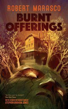 Halloween Horrors: Burnt Offerings by Robert Marasco