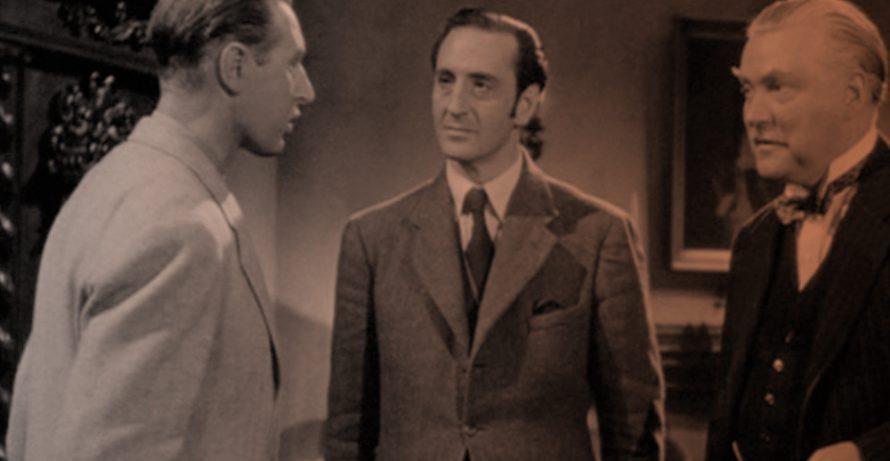 Sherlock Film Series: Sherlock Holmes Faces Death