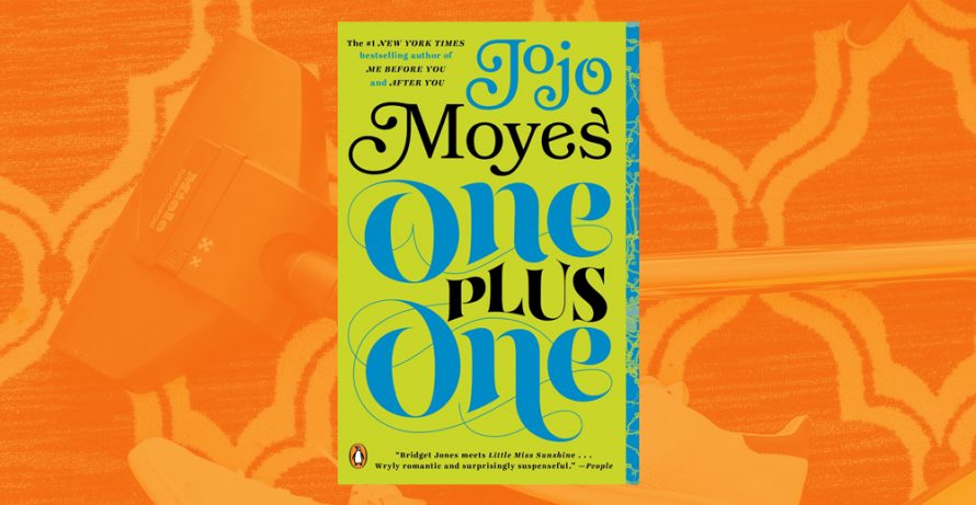 Virtual Book Discussion: One Plus One by Jojo Moyes