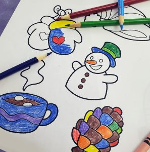 Coloring Sheets, Activity Pages, and More!