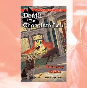 Cozy Mystery Club: Death by Chocolate Lab