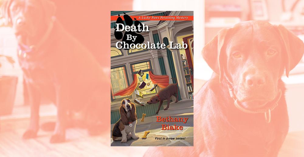 Cozy Mystery Club: Death by Chocolate Lab