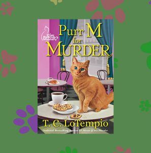 Cozy Mystery Club: Purr M for Murder