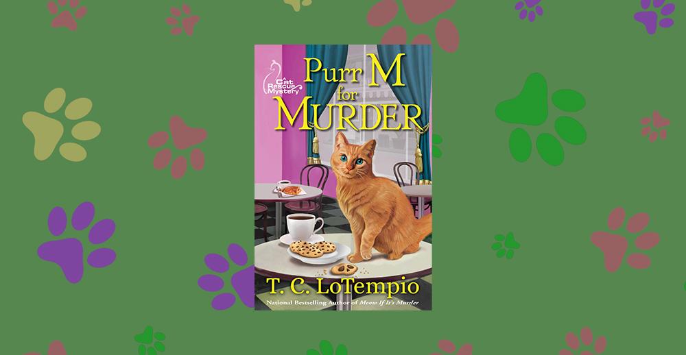 Cozy Mystery Club: Purr M for Murder