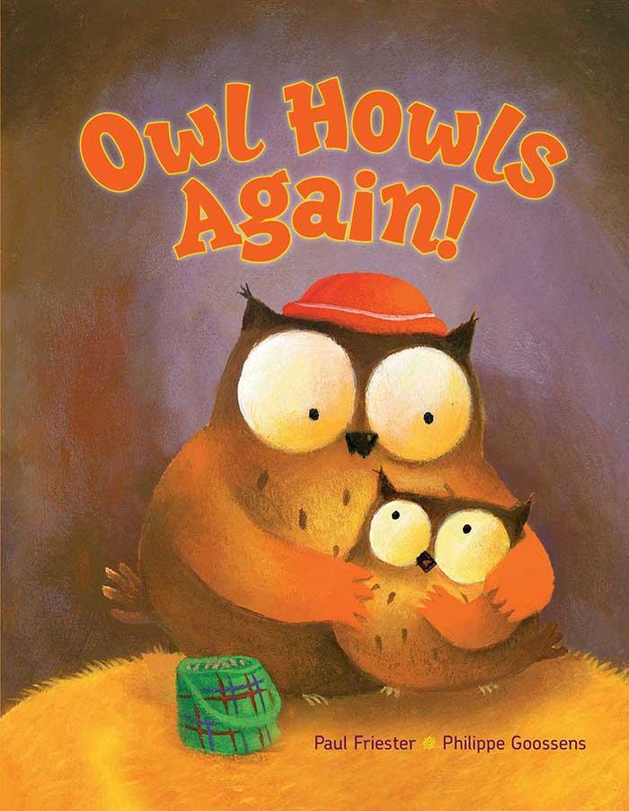 Owl Howls Again!