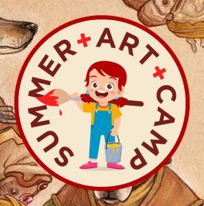 Summer Art Camp for Kids: Ashley Erickson