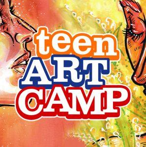 Teen Art Camp: Ali Cantarella