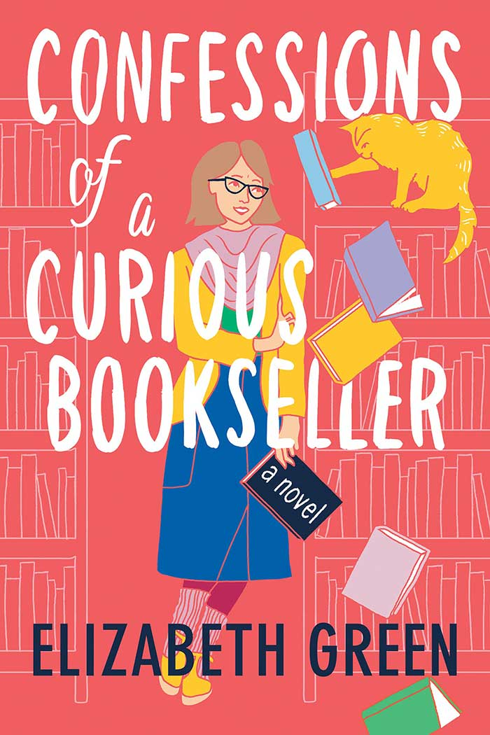 Confessions of a Curious Bookseller