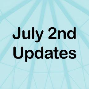 Safety Updates 07/02
