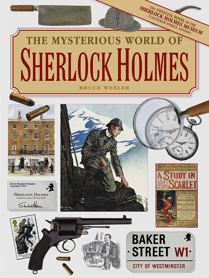 he Mysterious World of Shelock Holmes