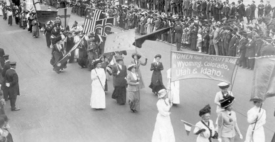 Women's History Year: Hindsight is 2020