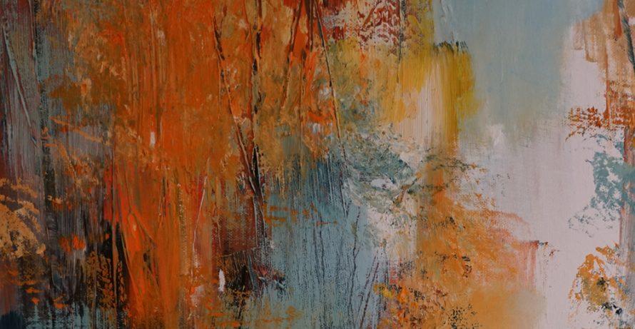 You Make: Watercolor Fall Trees