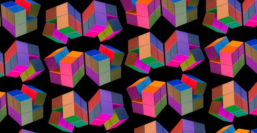 U Make: Endless Color Fidget Cube