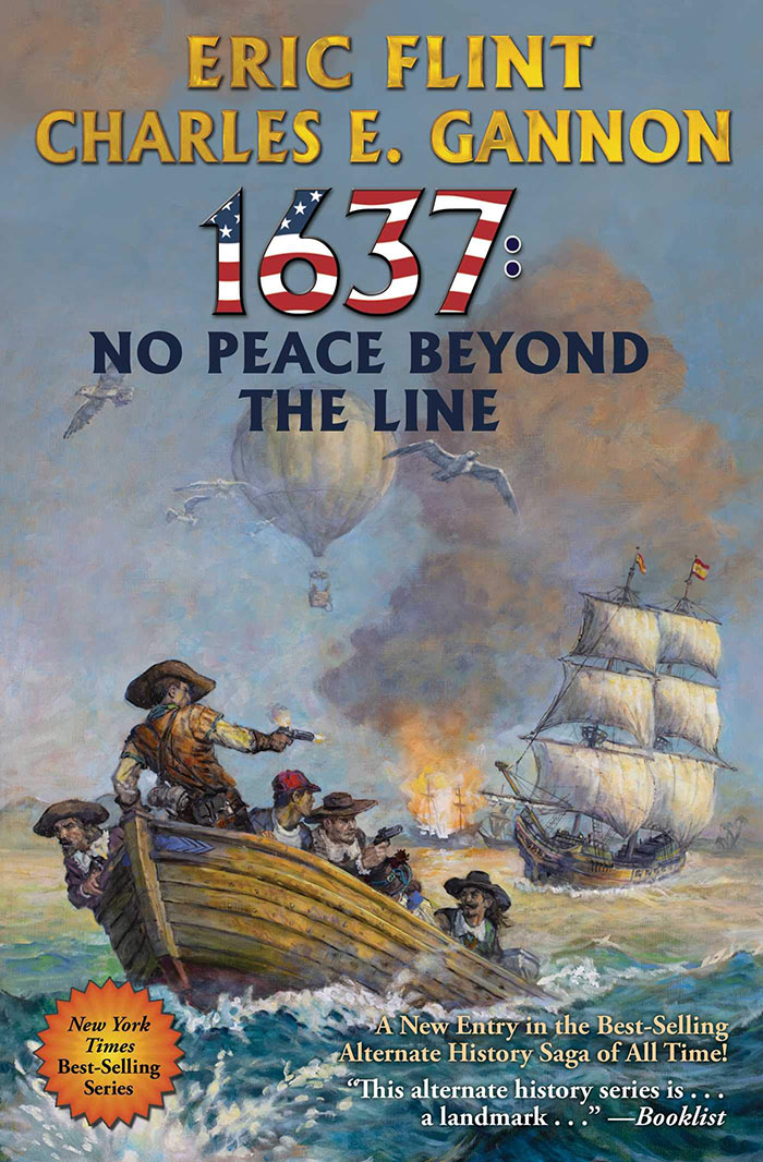 1637 No Peace Beyond The Line