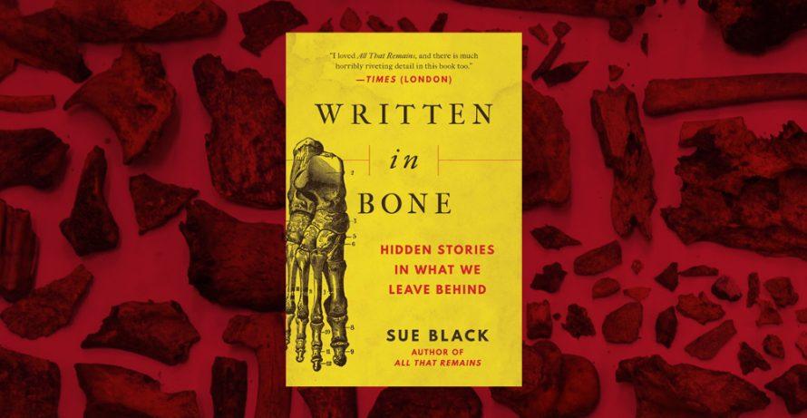 Hoopla Book Club: Written in Bone