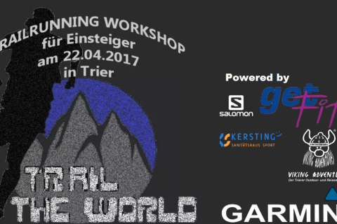 Trailrunning Workshop by Eric