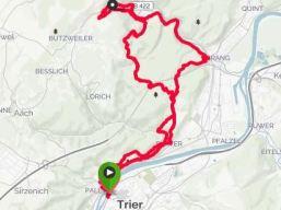 Höhlentrail 28,5k 766hm