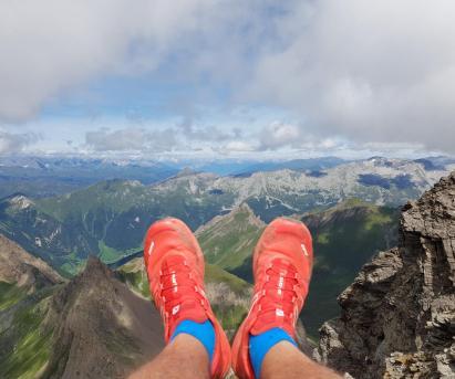 2 days to go – Salomon Alpen X1oo