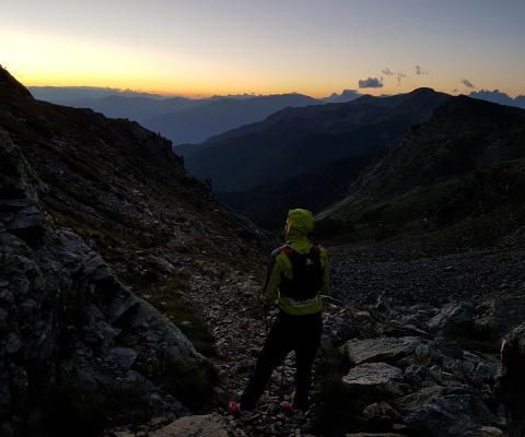 Salomon Alpen X100 :: Die 100-Meilen-Non-Stop-Alpen-Überquerung.