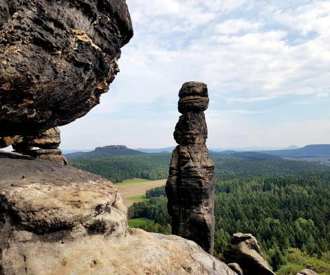 Eine neue Liebe … Saxon Switzerland