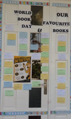Secondary Students favourite book list