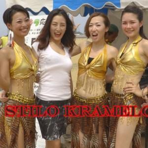 バリ夏祭り2016でStilo Krameloのパフォーマンスを見てきました。
