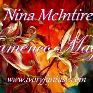 Nina McIntireの新譜「Flamenco Magic」がYouTubeにUPされました。