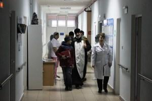В день Богоявления благочинный Кущевского округа церквей посетил силовые ведомства и больницу района
